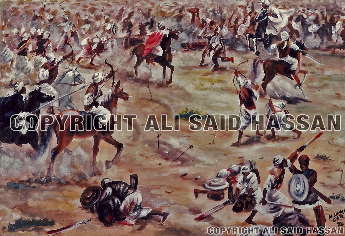 Dagaal Sokeeyey (Civil War) - 1988
