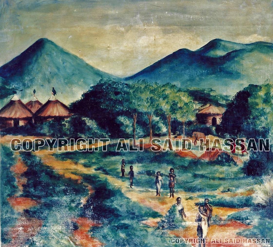 Diinsoor (Rural Village)- 1990
