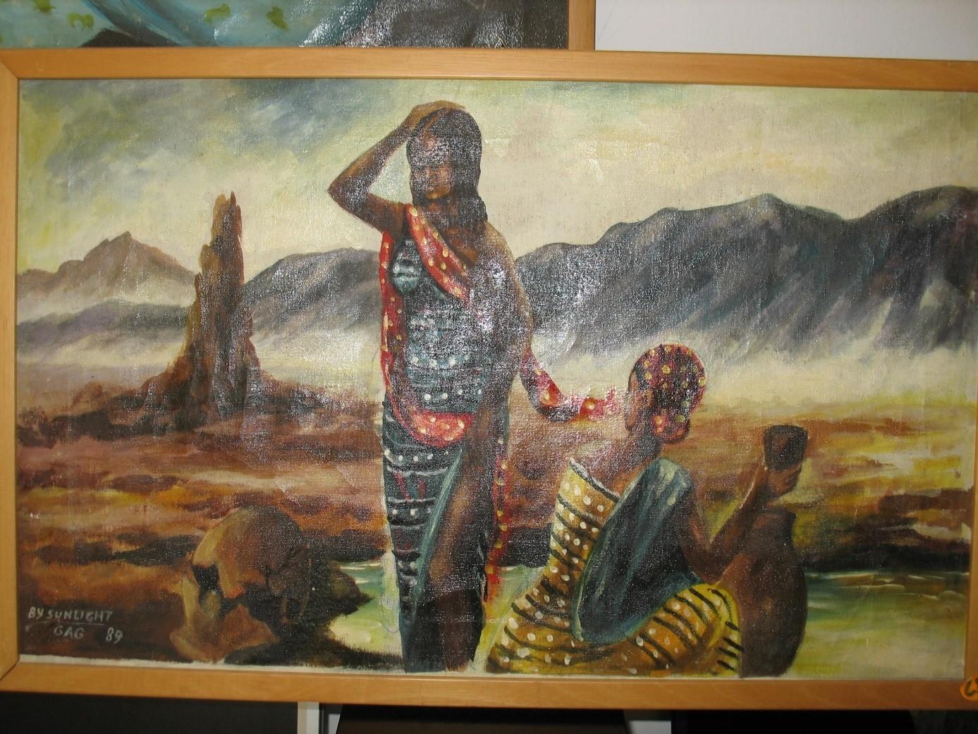 Biyo Nolol (Water is life) 1989